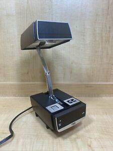 Vintage Cosmo Time Digital Clock/Alarm/Folding Lamp Model 5500A Fully Functional