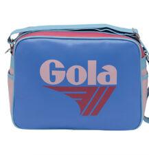 Gola Redford Tasche Schultertasche Umhängetasche blue pink white - blau