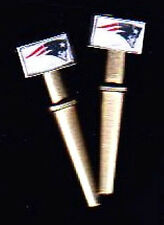 "2- Patriots ""Elvis"" USA Cribbage Pegs  In Brass & S.Steel-FREE VELVET POUCH a"