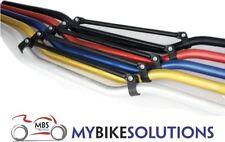 Manillar Moto Bicicleta Med Music Azul Tiro Peen mx03 w74h91r47 Diámetro 22mm