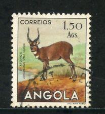 1953 - ANGOLA - 1,5 Ags. SITATONGA - USATO - LOTTO/29028