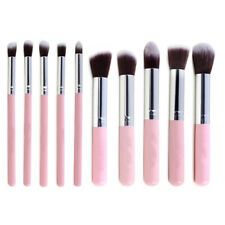 10 Pcs Pro Makeup Brushes Set Cosmetic Powder Foundation Pencil Blush Brush