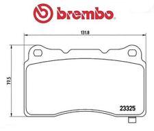 P59079 Bremsklötzesatz, Scheibenbremse (Marke-BREMBO)