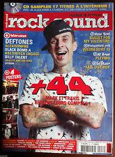 ROCK SOUND n°151 du 11/2006; +44/ Interview Deftones/ Alexisonfire/ Black Bomb A