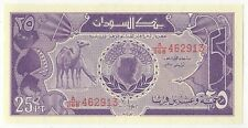 1987 Sudan 25 Piastres | Bank Note | Pennies2Pounds