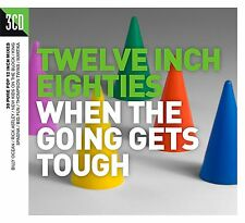 Various - Twelve Inch 80's: When the Going Gets Tough (2017)  3CD NEW SPEEDYPOST