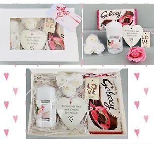 LADIES NAN CANDLE PAMPER HAMPER GIFT BOX SET FOR HER BIRTHDAY GRANDMA GRAN