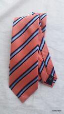 VAN LAACK Cravate en soie multicolore neuf emballage d'origine neuf