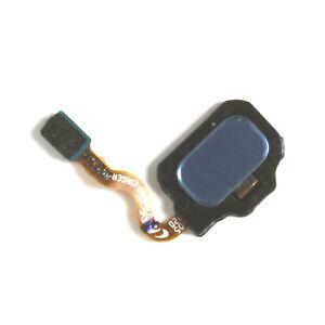 100% Genuine Samsung Galaxy S8 fingerprint sensor reader scanner Blue G950 G955
