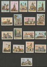 More details for angola mint 1963 churches set sg612-629 mnh