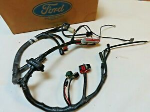 New OEM Ford 1989 1990  engine wiring harness to ECM Bronco F-150 Pickup