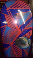"""Brand New Factory Sealed! Coop Super Pipe 33"""" Bodyboard - Cyan/Red/Blue"""