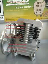 GRUPPO POMPANTE ORIGINALE ABAC B3800B HP 4 NUAIR CECCATO FINI SHAMAL COMPRESSORE
