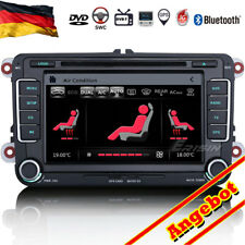 Autoradio GPS DTV-IN Navi OPS CD Für VW Golf Passat Touran Eos Jetta Polo Seat