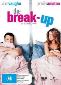 The Break Up (DVD, 2006)**R4**VGC**Vince Vaughan*Jennifer Aniston*