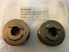 Lmt Fette M16 X 2 Thread Rolling Dies Hs T220 112 26 2403852 00001 New