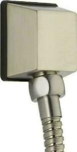 *NEW* Delta 50570-SS - Square Wall Supply Elbow for Hand Shower Hose - Stainless