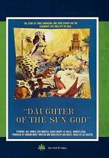 Daughter Of The Sun God DVD Movie Brand New Sealed