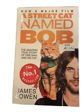 A Street Cat Named Bob - James Bowen - Paperback