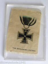 Rar Egyptienne-Straights-cigarette-Iron Cross 1870 -