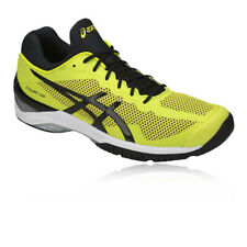 Asics Mens Court FF Tennis Shoes Yellow Sports Breathable Lightweight Trainers