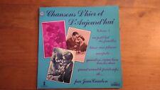 33T vintage - Chansons d'hier et d'aujourd'hui volume 4