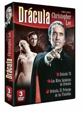 DRACULA A.D. 1972 + THE SATANIC RITES OF + PRINCE OF DARKNESS **Dvd R2**