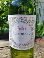 Endlich wieder da: ARRRUMACO 6x750ml Verdejo 2018 12% Weißwein SPANIEN  🇪🇸🍷