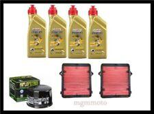 Kit tagliando honda AFRICA TWIN 1000 06 07 olio CASTROL  10w40 filtro aria olio