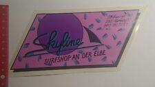 ADESIVI/Sticker: SKYLINE Schumacher a dell'Elba (031216175)