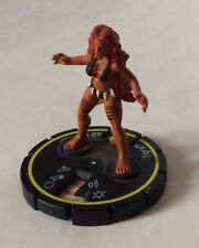 HeroClix Fantastic Forces #031  TIGRA  Rookie  MARVEL