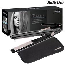 BABYLISS Pro Digital 230ºC Straight & Curl Hair Straightner Ceramic Styler 2079U