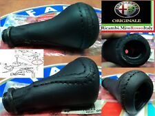 Pomello cambio Originale Nuovo Alfa Romeo 166 Genuine Gear Knob