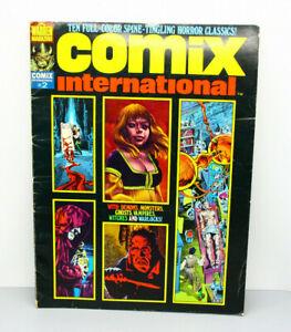 Comix International #2 - Warren Magazine - Comic Book - Fast Shipping in US!