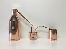 "Copper Moonshine Still-6 Gallon- Thumper & Worm  Included ""Special Addition"""