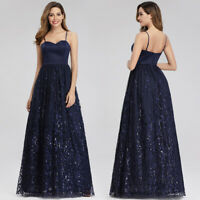 US Ever-Pretty Long Evening Party Princess Dresses Cocktail Homecoming Prom Gown