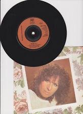 "Barbra Streisand Memory / Evergreen - 7"" picture sleeve single CBS A1983 1982"