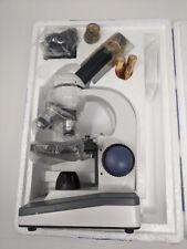 Read Amscope 40x 1000x Portable Student Compound Led Microscope