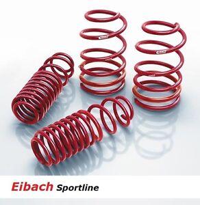 Molle Assetto EIBACH Sportline per AUDI A3 SPORTBACK QUATTRO (8V)