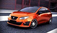 Spoilerlippe für Seat Ibiza IV Cupra Typ 6J Frontspoiler Spoiler Diffusor