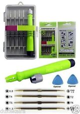 Imported Reversible Screwdriver set with openers for gadget opening / repairing
