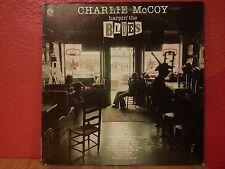 Charlie McCoy – Harpin' The Blues Vinyl LP - KZ 33802