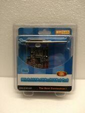 ST Lab i-292 PCIe Serielle 2 Port & parallel 1 Port Karte