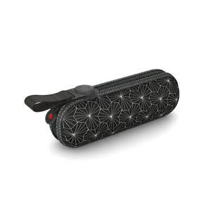 Knirps X1 Pocket Umbrella Lotus Black