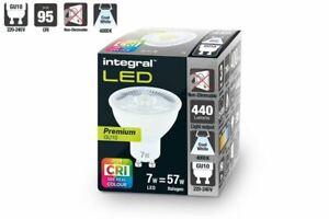 GU10 COB PAR16 7W (57W) 4000K 440lm Non-Dimmable Lamp CRI95. ILGU10NE078.