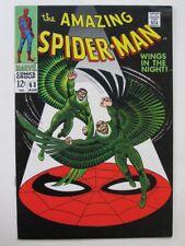 Amazing SPIDER MAN # 63 US MARVEL 1968 Romita VFN-NM 9.0