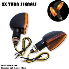 2X Motorcycle Turn Signal Light Fit For Kawasaki Ninja EX 250R 300 500R 650R