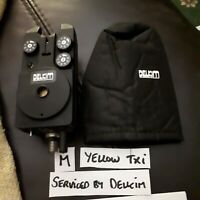DELKIM Txi YELLOW EXC COND SOFT CASE New 'O' Ring + INSTRUCTIONS SERVICED DELKIM