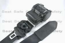 Seat Belt Front Passenger Side Ford Falcon BA - Grey (650-011NGRY)