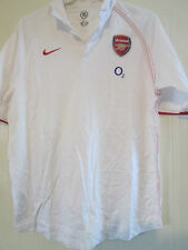 Arsenal 2004-2005 Player Worn Football T ShirtSize XL /40120 Match Wear